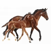 Breyer <br />Valentine & Heartbreak Horse #1474