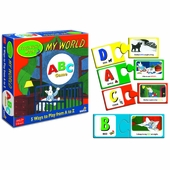 Briarpatch Games <br />Goodnight Moon My World ABC Game