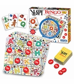 Briarpatch Games <br />I Spy Bingo Game