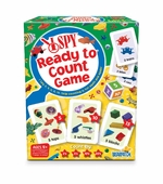 Briarpatch Games <br />I Spy Ready to Count Game
