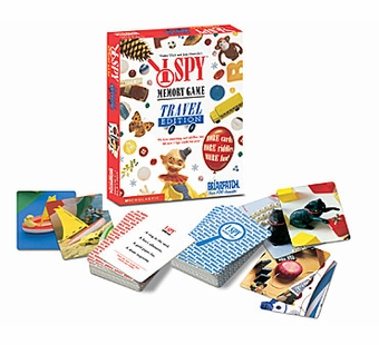 Briarpatch Games <br />I Spy Travel Game