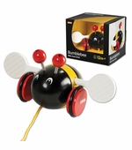 BRIO <br />Bumble Bee Pull Toy