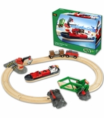 BRIO <br />Cargo Harbor Set