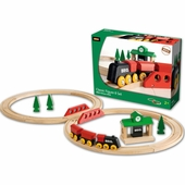 BRIO <br />Classic Figure 8 Train Set