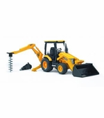 Bruder <br />Caterpillar Backhoe Loader