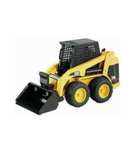 Bruder <br />Caterpillar Skid Steer Loader
