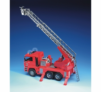 Bruder <br />Fire Engine with Light and Sound