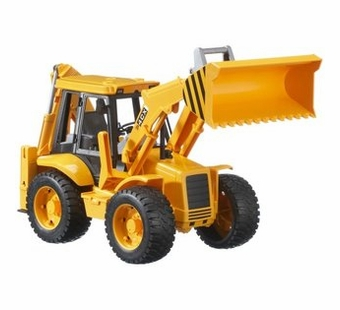 Bruder <br />Loader Backhoe