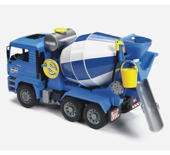 Bruder <br />MAN Cement Mixer