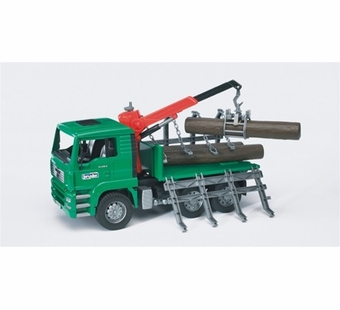 Bruder <br />MAN Timber Truck