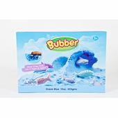 Bubber Modeling Clay <br />Blue Bubber in a Box 15 oz.