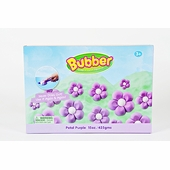 Bubber Modeling Clay <br />Purple Bubber in a Box 15 oz.