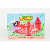 Bubber Modeling Clay <br />Red Bubber in a Box 15 oz.