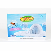 Bubber Modeling Clay <br />White Bubber in a Box 15 oz.