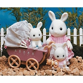 Calico Critters <br />A Carriage Ride for Connor & Kerri