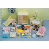Calico Critters <br />Baby Bedroom