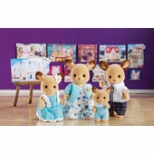 Calico Critters <br />Buckley Deer Family
