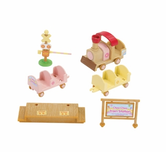 Calico Critters <br />Choo Choo Train
