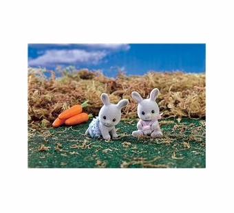 Calico Critters <br />Cottontail Rabbit Twins