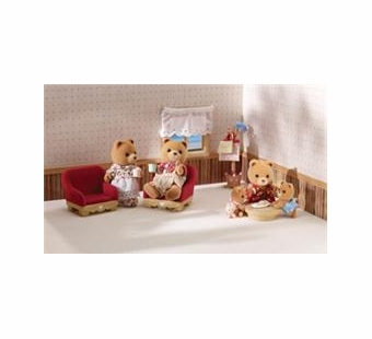 Calico Critters <br />Country Living Room Set