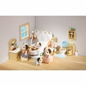 Calico Critters <br />Deluxe Bathroom Set