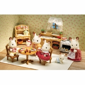 Calico Critters <br />Deluxe Kitchen Set