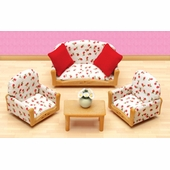 Calico Critters <br />Living Room Suite