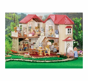 Calico Critters <br />Luxury Townhome