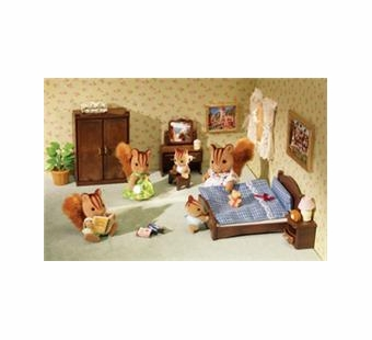 Calico Critters <br />Master Bedroom Set