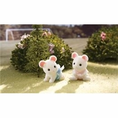 Calico Critters <br />Milky Mouse Twins