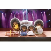 Calico Critters <br />Pickleweeds Hedgehog Family