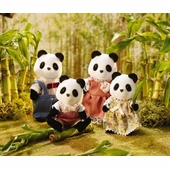 Calico Critters <br />Wilder Panda Bear Family
