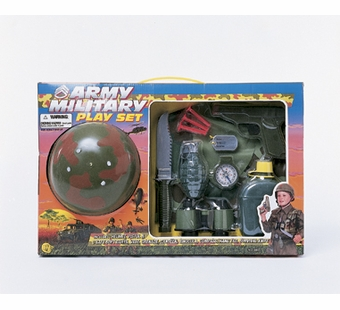 Castle Toy <br />Army Military Playset