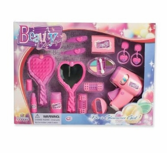 Castle Toy <br />Beauty Boutique Set