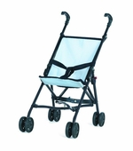 Castle Toy <br />Blue Umbrella Doll Stroller