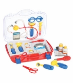 Castle Toy <br />Deluxe Medical Case Playset