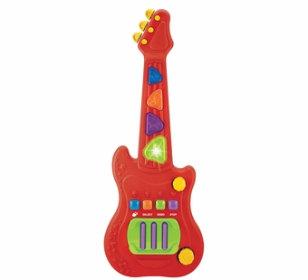 Castle Toy <br />Electronic Flashing Guitar