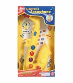 Castle Toy <br />Electronic Flashing Saxophone
