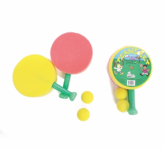 Castle Toy <br />Foam Tennis Set