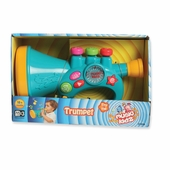 Castle Toy <br />Light & Sound Toy Trumpet