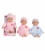 "Castle Toy<br />Lissi Doll Baby 12"" Doll"