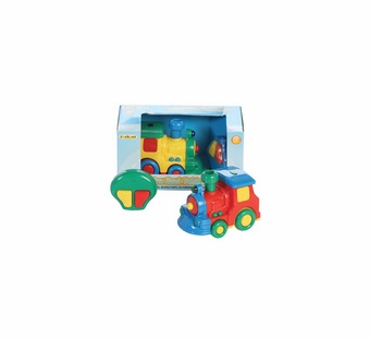 Castle Toy <br />Locomotive with Flashing Lights Playset