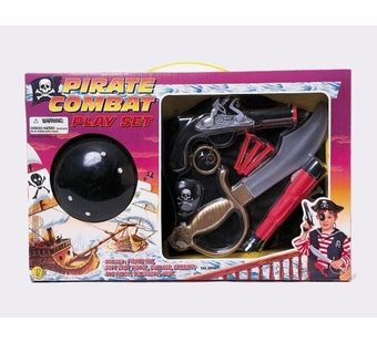 Castle Toy <br />Pirate Play Set