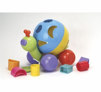 Castle Toy <br />Simon the Snail
