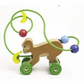 Castle Toy <br />SmartFrame Animal Runners-One Wire Bead Frame