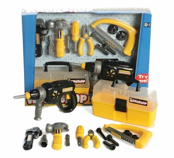 Castle Toy <br />Workshop Mulitple Tool Set