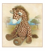 Cloud B <br />Gentle Giraffe