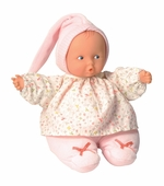 "Corolle Dolls <br />Babipouce 11"" Pink Happiness Doll"