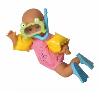 Corolle Dolls <br />Bebe Bath Accessories