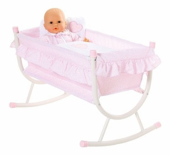 Corolle Dolls <br />Doll Cradle